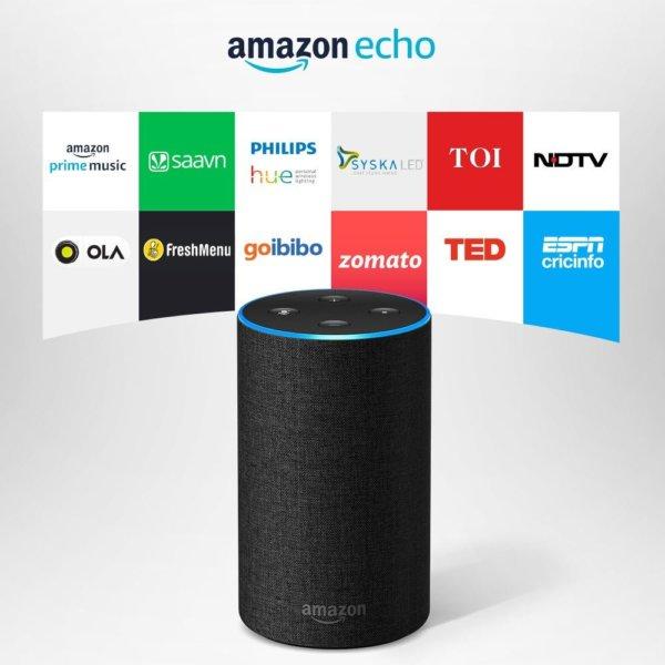 Amazon Echo - Voice control -1488
