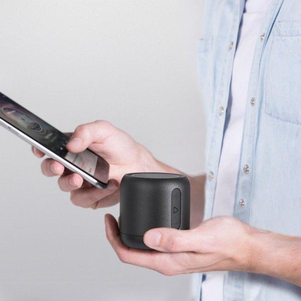 Anker SoundCore mini, Super-Portable Bluetooth Speaker -1455