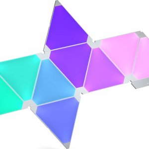 Nanoleaf Aurora Smarter Kit 9 Panels - White-0