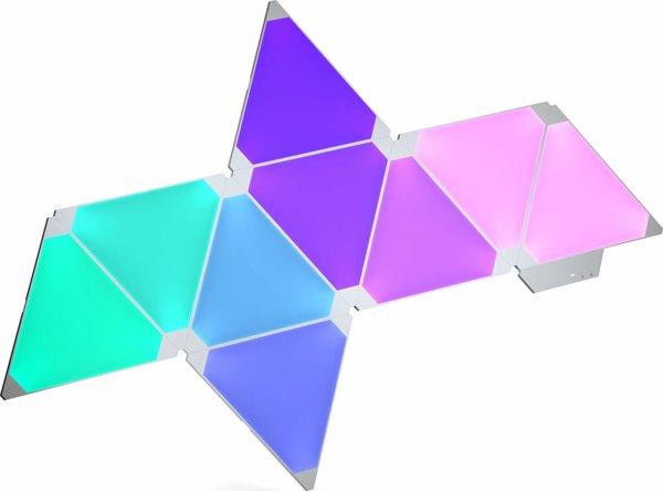 Nanoleaf Aurora Smarter Kit 9 Panels - White-0