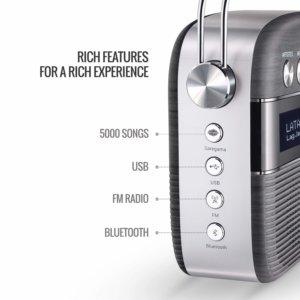 Saregama Carvaan Portable Digital Music Player-0