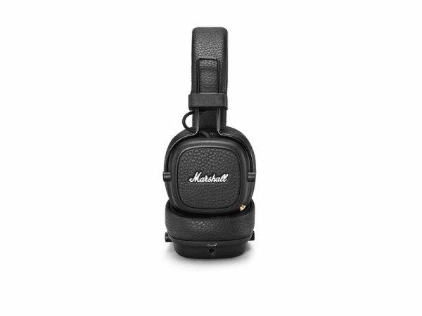 Marshall Major III Bluetooth Wireless On-Ear Headphones, Black-1824