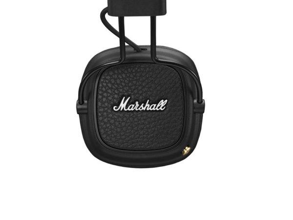 Marshall Major III Bluetooth Wireless On-Ear Headphones, Black-1823