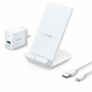 Anker PowerWave 7.5 Fast Wireless Charging Stand with Internal Cooling Fan-0