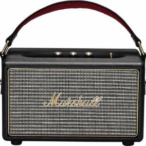 Marshall Kilburn Portable Speakers Wired and Wireless Bluetooth Speaker-0