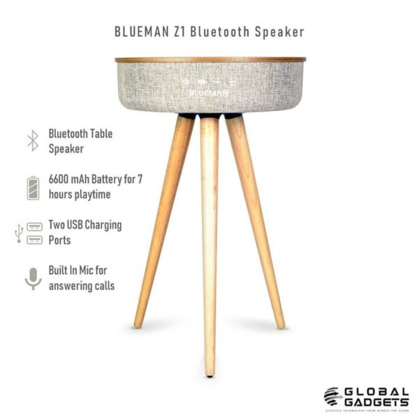 BLUEMAN Z1 Portable Bluetooth Speaker