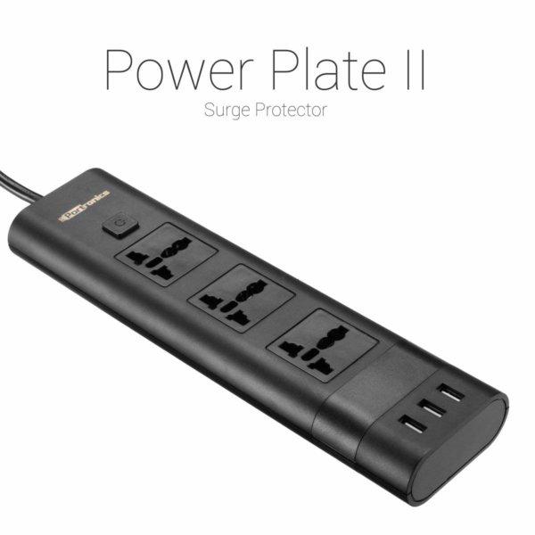 portronics Power plate 2