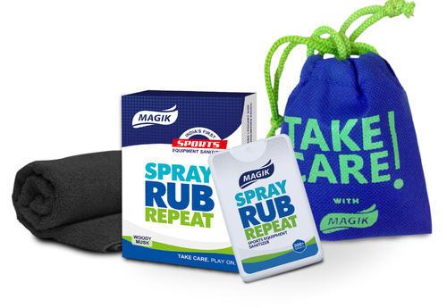 Magik Sports Equipment Sanitizer
