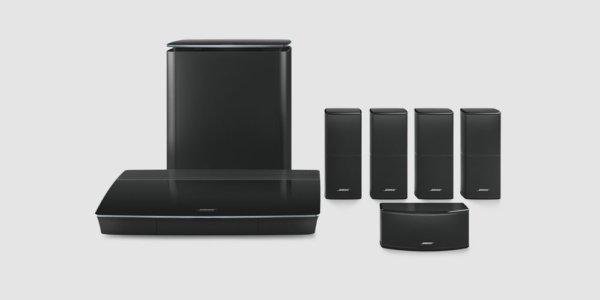 Bose Lifestyle 600 system
