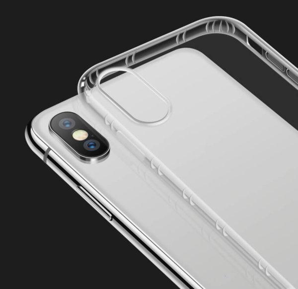 MG Tpu Clear case