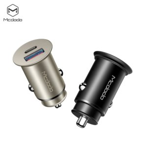 MCDODO CA-656 Speed Series PD + QC 5A Car Phone Charger Adapter