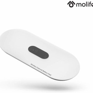 Molife Ark Smart Wireless Quick Charging Li-Polymer Power Bank with 1 USB Output Port