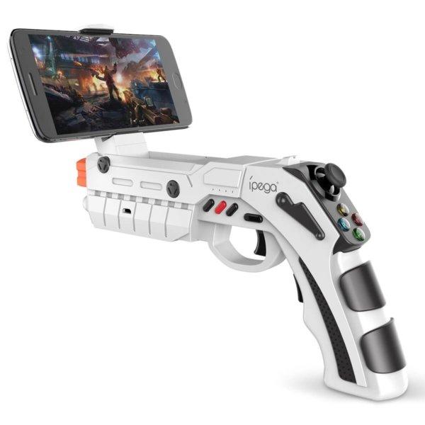 IPEGA Gun Design Wireless Bluetooth Controller (PG-9082) FOR Android/IOS/PC