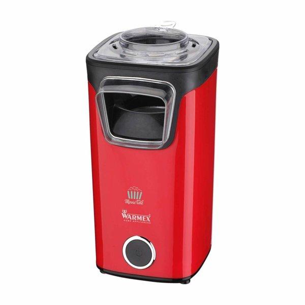 Warmex Home Appliances Plastic Popcorn Maker 1100 watts,