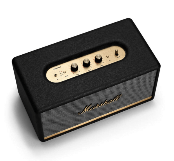 Marshall Stanmore II Wireless Bluetooth Speaker (Black)