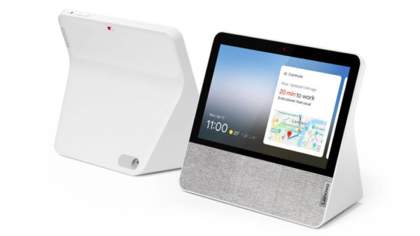Lenovo Smart Display 7 with the Google Assistant