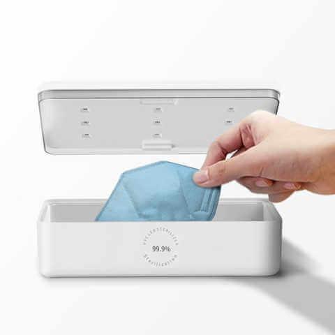 UV Sterilizer + Wireless Charger 1