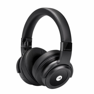 Motorola Escape 800 ANC Wireless Active Noise Cancellation Headphones with Alexa (Black)