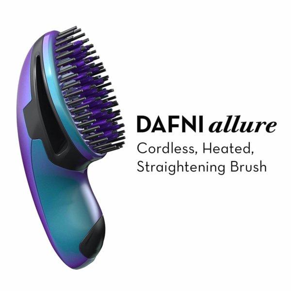 DAFNI allure™ Cordless Straightening Brush