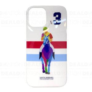Santa Barbara Polo Racquet Jockey Series For All 12 Series – High Gloss, White