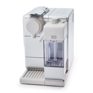 Nespresso lattissima Touch Color-White